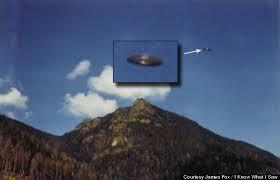 Непізнані літаючи об'єкти у Союзі