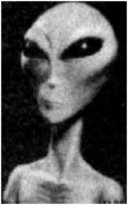 Сірі інопланетяни на Землі
