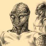 Рептилоїди