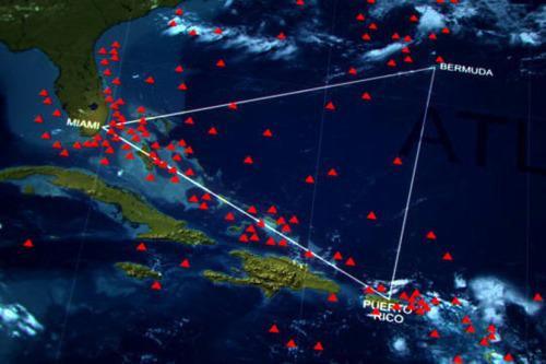 Таємниці Бермудського трикутника