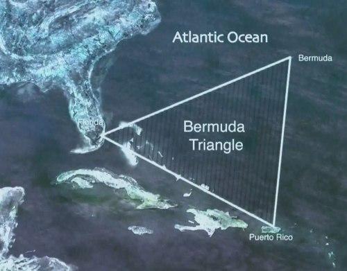 Де знаходиться Трикутник диявола