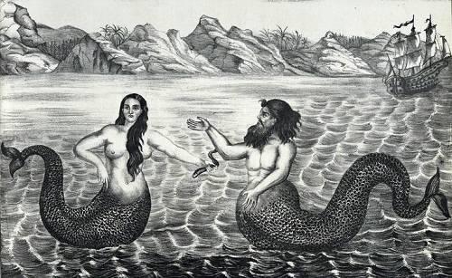 Феномен людей-риб