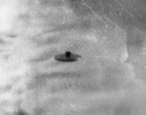 Поява НЛО над США