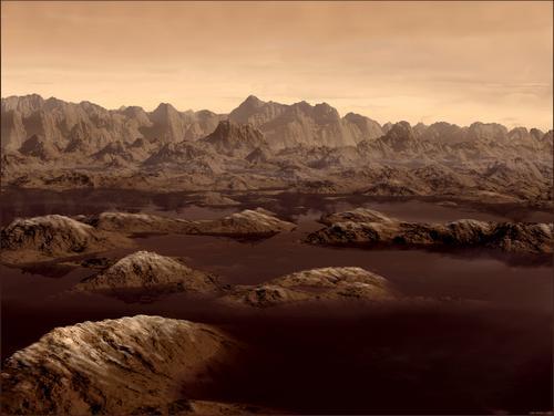 Життя на Титані