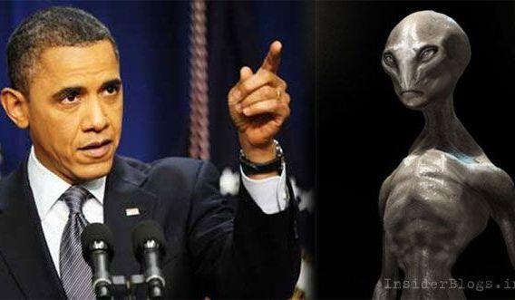 США і інопланетяни