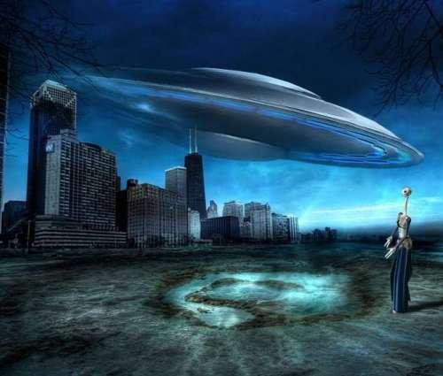 Змова з прибульцями