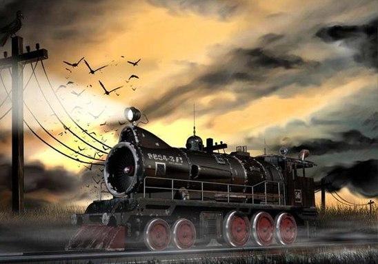 Італійський поїзд-привид