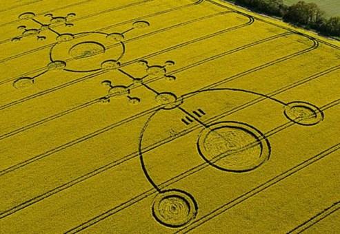 Таємничі малюнки на полях
