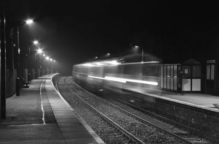 Загадка поїздів-привидів