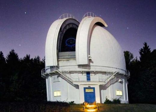 Спостереження НЛО і астрономи