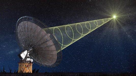 Спостереження астрономами НЛО
