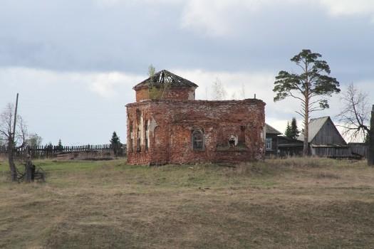 Село Молебка