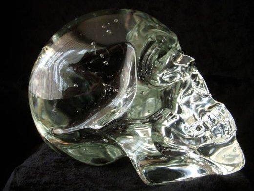 Таємниця кришталевого черепа