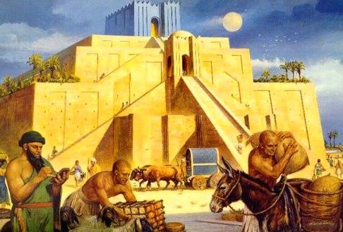 Шумерські храми