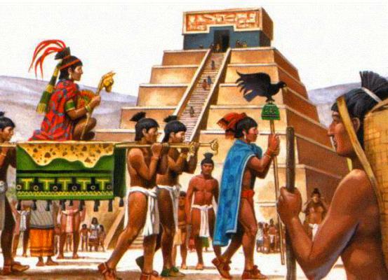 Побут ацтеків