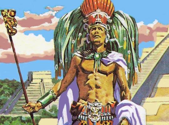 Цивілізація ацтеків
