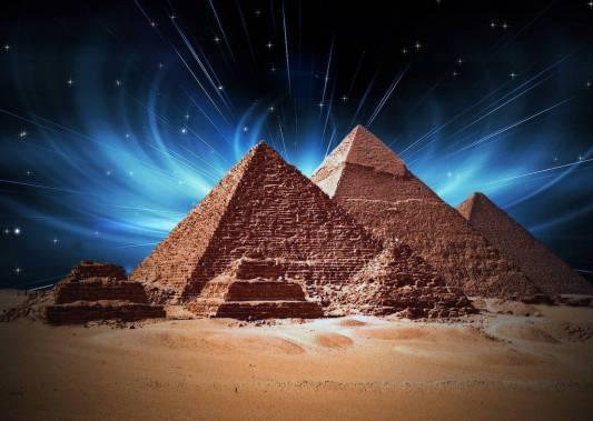 Таємниця пірамід