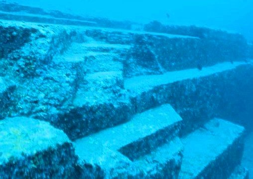 На дні Бермудського трикутника