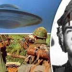 Появи НЛО під час В'єтнамської війни