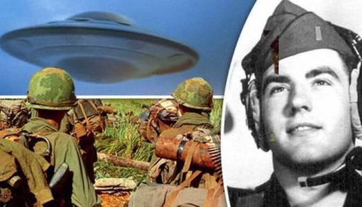 НЛО і в'єтнамська війна