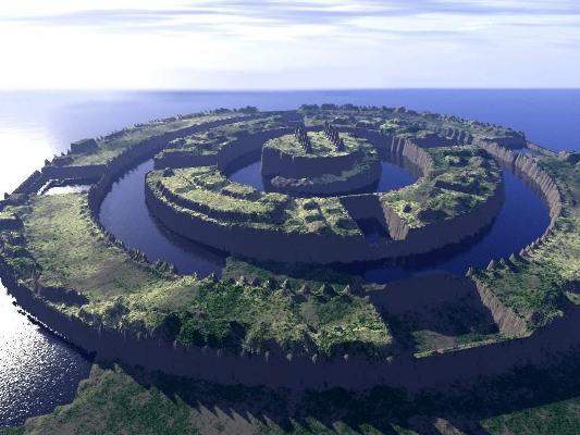 Острів Атлантида
