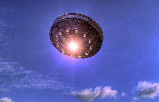 Поява НЛО в Підмосков'ї