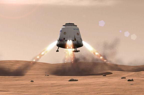 Висадка на Марс