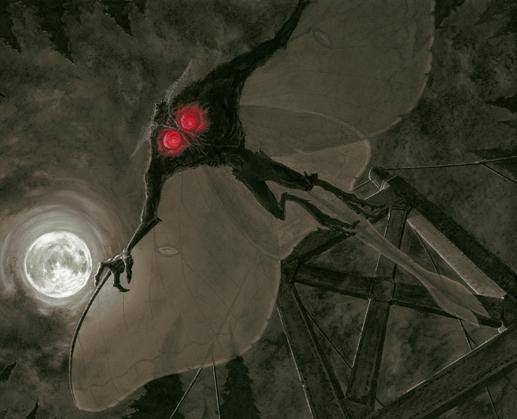 Загадкова людина-метелик