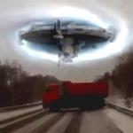 Зустріч з інопланетянами на дорозі в Естонії