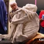 Дивна мумія прибульця виявлена в Перу