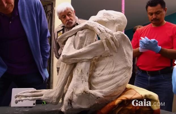 Мумія прибульця в Перу