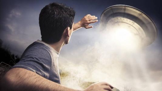 НЛО і людина
