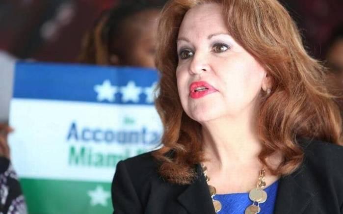 Політик Беттіна Родрігес Агілера