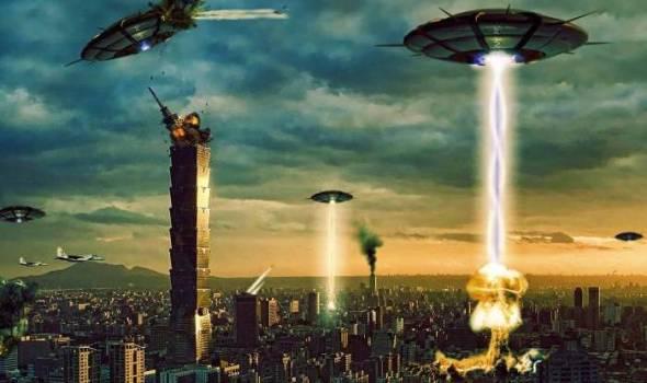 Вторгнення прибульців