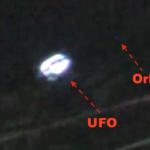 Крихітні НЛО постійно літають в небі