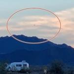 Над Аризоною з'явився НЛО