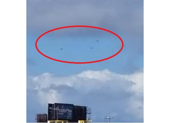 НЛО та чорні вертольоти