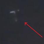 НЛО над Південною Кореєю